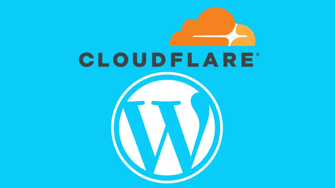 سرویس کلادفلر و افزایش سرعت سایت وردپرسی